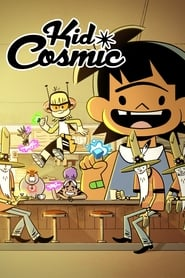 Kid Cosmic - Season 1 (2021) poster