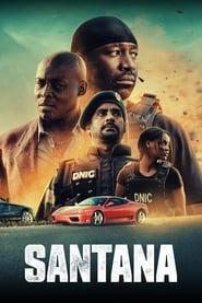Poster Santana 2020