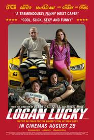 ดูหนัง Logan Lucky (2017) แผนปล้นลัคกี้ โชคดีนะโลแกน [ซับไทย]