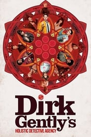 Poster Dirk Gently 2012