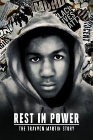 Poster Rest in Power: The Trayvon Martin Story 2018
