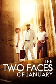 Poster The Two Faces of January 2014