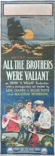 All the Brothers Were Valiant 1923