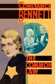 Poster The Common Law 1931