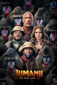 Jumanji: The Next Level (2019) Full Movie Watch Online