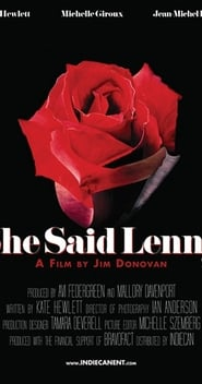 Jean-Michel Le Gal a jucat in She Said Lenny
