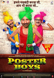 Poster Boys (2017) Hindi Full Movie Watch Online Free