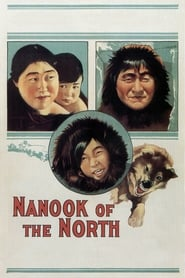 Poster Nanook of the North 1922