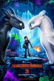 Moviecover of How to Train Your Dragon: The Hidden World