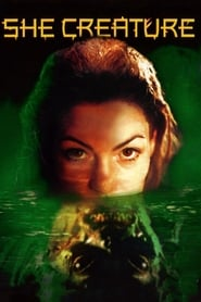 Poster Mermaid Chronicles Part 1: She Creature 2001