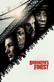 Poster for the movie, 'Brooklyn's Finest'
