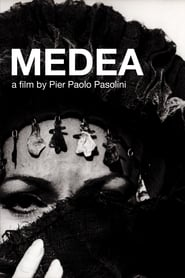 Poster Medea 1969