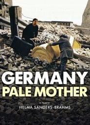 Film Deutschland bleiche Mutter 1980 Norsk Tale