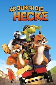 Over the Hedge - Taking back the neighborhood... One snack at a time. - Azwaad Movie Database