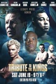 Tribute to the Kings: Julio Cesar Chavez Jr. vs Anderson Silva (2021)