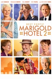 Best Exotic Marigold Hotel 2 [2015]
