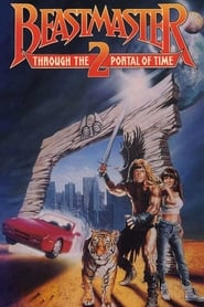 Poster Beastmaster 2: Through the Portal of Time 1991