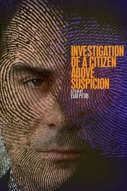Watch Investigation of a Citizen Above Suspicion  online
