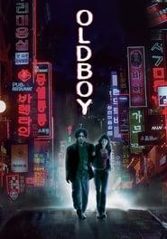 Poster Oldboy 2003