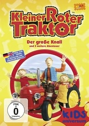 Poster Little Red Tractor 2011