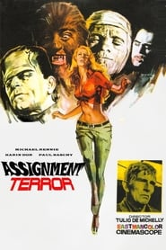 Assignment Terror – Los Monstruos del Terror (1970)