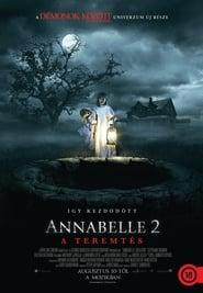 Annabelle 2. – A teremtés-magyarul beszélő, amerikai horror, 109 perc, 2017