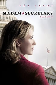 Madam Secretary: Staffel 3