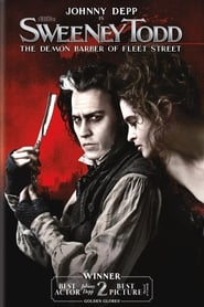 Sweeney Todd: The Demon Barber of Fleet Street - Burton + Carter + Depp = Todd