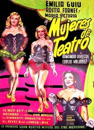 Mujeres de teatro 1951
