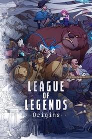 Poster League of Legends Origins 2019