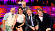 Cheryl Cole, Don Johnson, John Bishop, Brendan O'Carroll