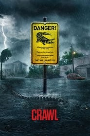 Crawl (2019) HDRip Full Movie Watch Online Free