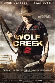 Poster for Wolf Creek 2