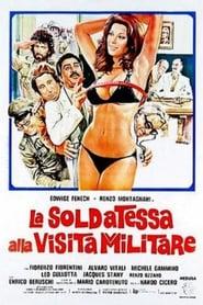 Regarder La soldatessa alla visita militare