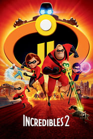 Poster Incredibles 2 2018