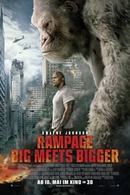 Rampage – Big meets Bigger (2018)