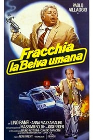 Poster Fracchia The Human Beast 1981