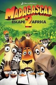 Poster Madagascar: Escape 2 Africa 2008