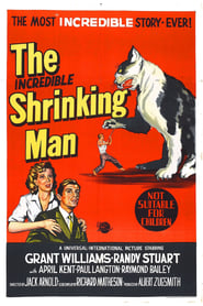 Poster The Incredible Shrinking Man 1957