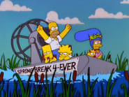 The Simpsons Season 11 Episode 19 : Kill the Alligator and Run