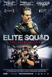 Poster Elite Squad: The Enemy Within 2010