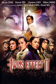 The Twins Effect II Hindi Dubbed