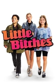 Poster Little Bitches 2018