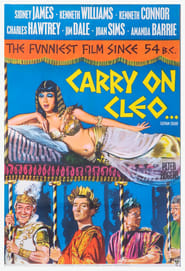 Poster Carry On Cleo 1964