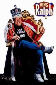 Poster King Ralph 1991