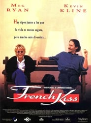 French Kiss / Beso francés Poster