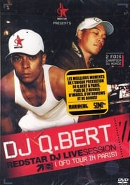 Dj Q Bert Redstar Live Session QFO Tour In Paris 2003