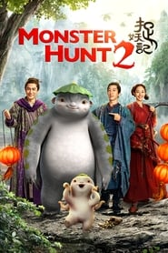 Monster Hunt 2 (2018) BRRip [Telugu + Tamil + Hindi + Eng] Dubbed Movie