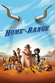Poster for Home on the Range