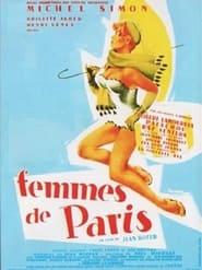 Femmes de Paris 1953